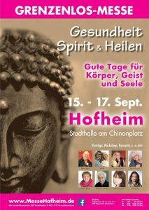 Heilstollen Marsberg präsentiert sich auf der Grenzenlos-Messe in Hofheim @ Hofheim am Taumus